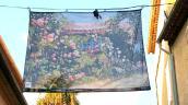 nina parra artiste-peintre,jardins peinture, fleurs peinture,impressionnisme,galerie Castillon Toulon,huile,acrylique